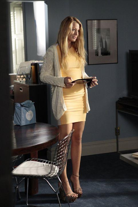 Kann nicht glauben, was Dan über sie geschrieben hat: Serena (Blake Lively) ... - Bildquelle: Warner Bros. Television