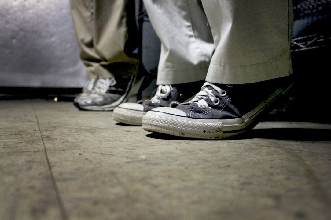 Wie lange werden die Mitarbeiter einer Pizza Kette auf den Fußspitzen stehen können? - Bildquelle: M2 Pictures