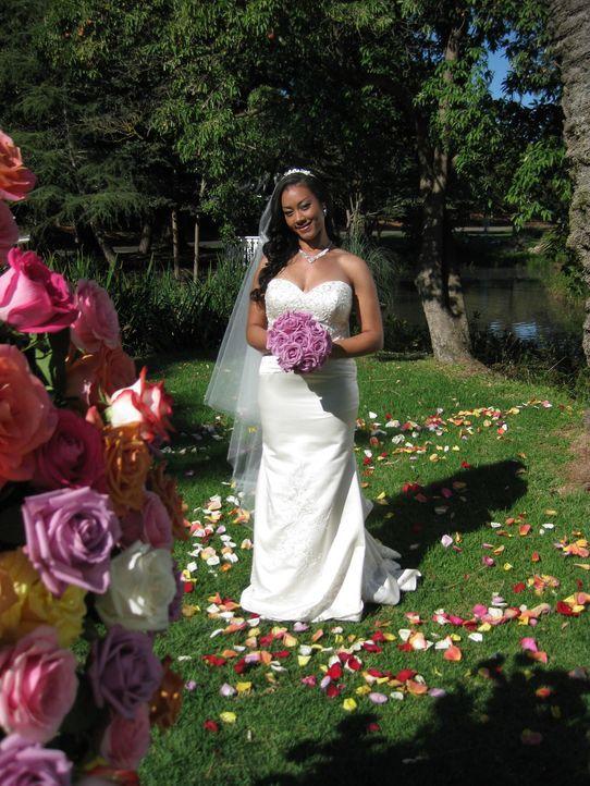 Wie wird sich die Braut Jennifer im Vergleich zu den drei anderen Bräuten schlagen? - Bildquelle: Richard Vagg DCL