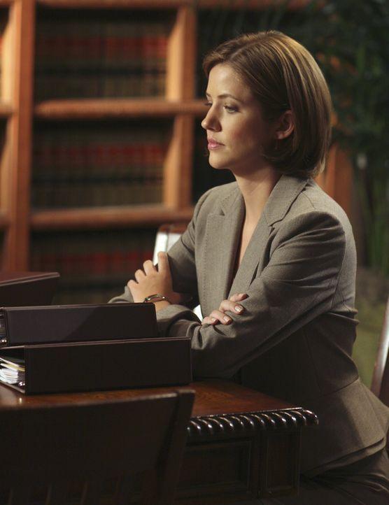 Maggie (Julie Gonzalo) ist sehr um den neuen Fall bemüht. Sie muss nur noch Eli von der Sache überzeugen ... - Bildquelle: Disney - ABC International Television