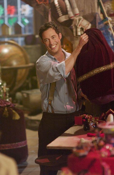 Damit Weihnachten nicht ins Wasser fällt, macht sich Nick Snowden (Thomas Cavanagh) auf die Suche nach seinem verschwunden Renntier Buddy ... - Bildquelle: Buena Vista International Television