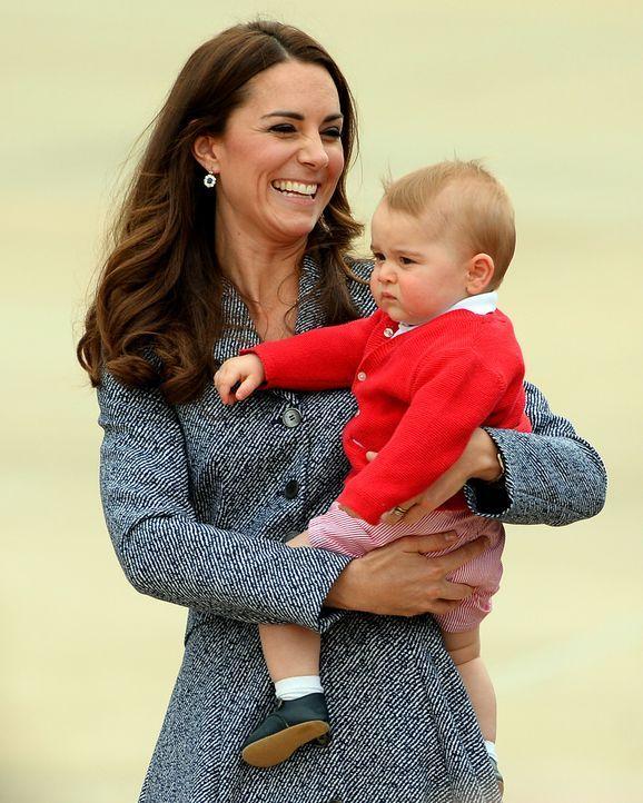 Prinz George 3 - Bildquelle: AFP