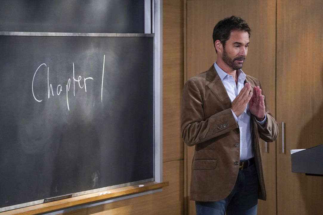 Will (Eric McCormack) - Bildquelle: Chris Haston 2018 Universal Television LLC. ALL RIGHTS RESERVED. / Chris Haston