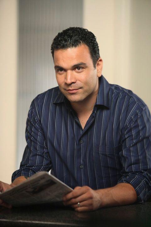 Thanksgiving in der Wisteria Lane: Gaby und Carlos (Ricardo Antonio Chavira) wollen zusammen mit den Sanchez feiern, doch dabei kommt es zu unerwart... - Bildquelle: ABC Studios