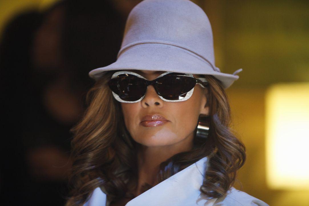 Während Wilhelmina (Vanessa Williams) sich mit einer Drag Queen auseinandersetzen muss, wird Bettys Blog mit einem Preis ausgezeichnet ... - Bildquelle: Patrick Harbron 2009 American Broadcasting Companies, Inc. All rights reserved.