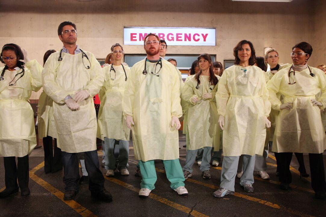 """""""Emergency Room"""", die bekannteste Notaufnahme aller Zeiten, schließt für immer ihre Türen. """"""""ER"""" Retrospective"""" zeigt das Beste aus 15 Jahren, 15 St... - Bildquelle: Warner Bros. Television"""