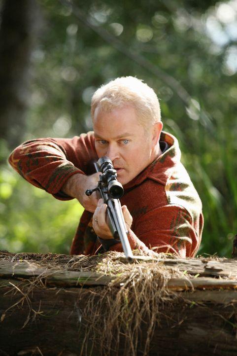 Sein mörderischer Plan scheint auf zugehen: Dave (Neal McDonough) ... - Bildquelle: ABC Studios