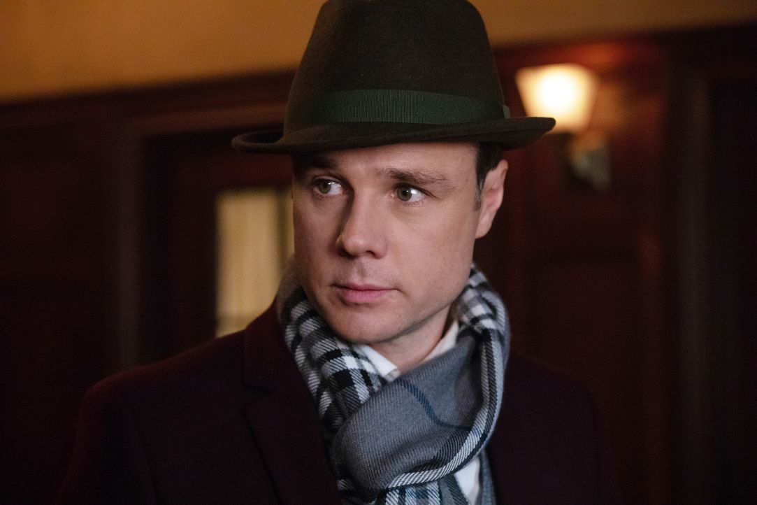 Harry Greenwood (Rupert Evans) - Bildquelle: Jack Rowand 2018 The CW Network, LLC. All Rights Reserved.