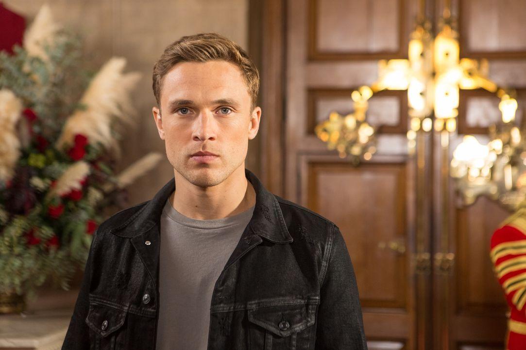 Kann seinem Bruder Robert nicht vertrauen: Liam (William Moseley) ... - Bildquelle: Matt Frost 2016 E! Entertainment Television, LLC