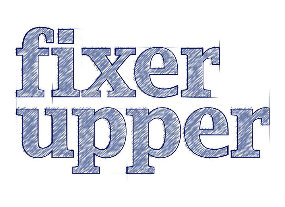 Fixer Upper - Umbauen, einrichten, einziehen! - Logo - Bildquelle: HGTV/Scripps Networks, LLC. All Rights Reserved
