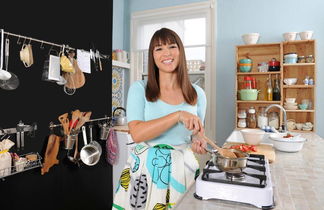Kochen ist ihre Leidenschaft und andere Geschmäcker und Kulturen sollen ihren Horizont erweitern ... - Bildquelle: Des Willie BBC Worldwide 2013