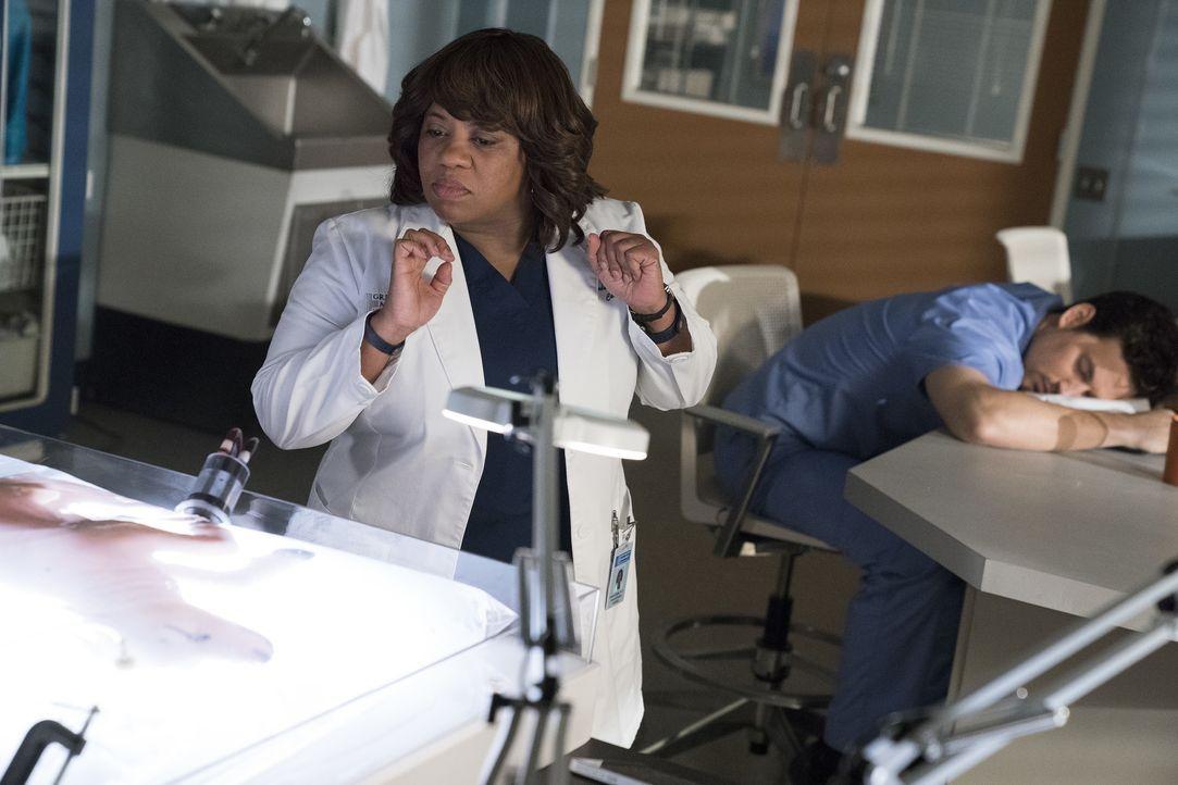 Dr. Miranda Bailey (Chandra Wilson) - Bildquelle: Mitch Haaseth ABC Studios / Mitch Haaseth