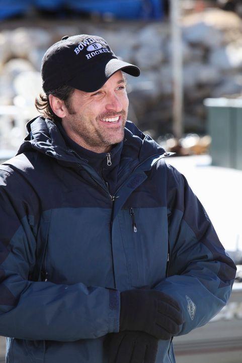 Weihnachten steht vor der Tür und Owen macht sich große Sorgen um Cristina, die immer noch nicht zurück in ihren Job will. Er hat Angst, sie den gan... - Bildquelle: ABC Studios