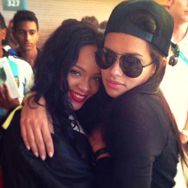 Rihanna: TOP 10 Twitter-Bilder zum WM-Sieg-2014 - Platz 10 - Bildquelle: Twitter (rihanna)