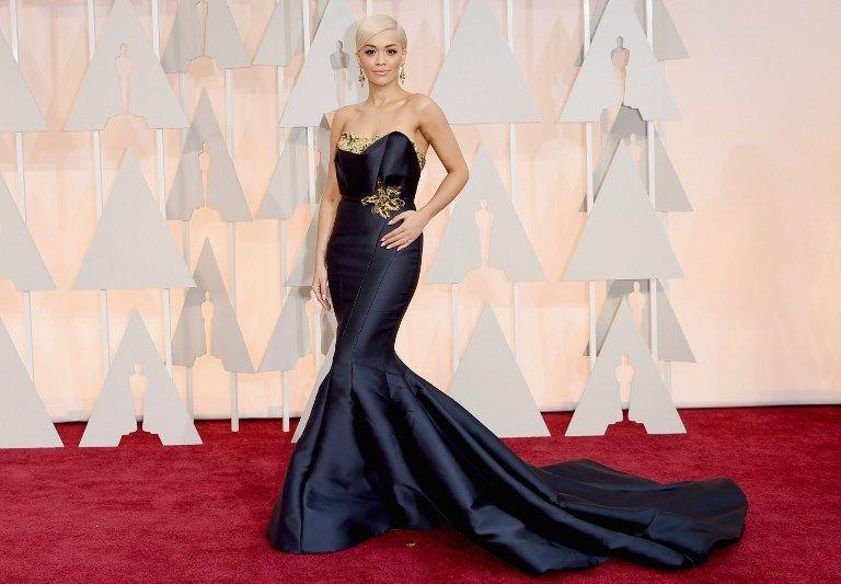 Oscars 2015: Rita Ora - Bildquelle: AFP