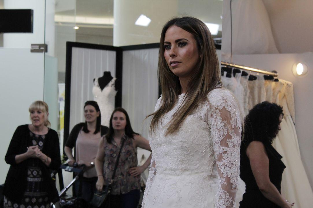 Gegen hohe Ansprüche beim Kauf des Hochzeitskleides ist nichts einzuwenden, ... - Bildquelle: TLC & Discovery Communications