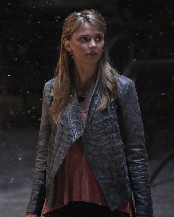 Nachdem ihren Geschwistern bewusst wird, dass nicht Freyas (Riley Voelkel) Blut dabei helfen wird Dahlia zu töten, treffen sie eine fatale Entscheid... - Bildquelle: Warner Bros. Entertainment, Inc