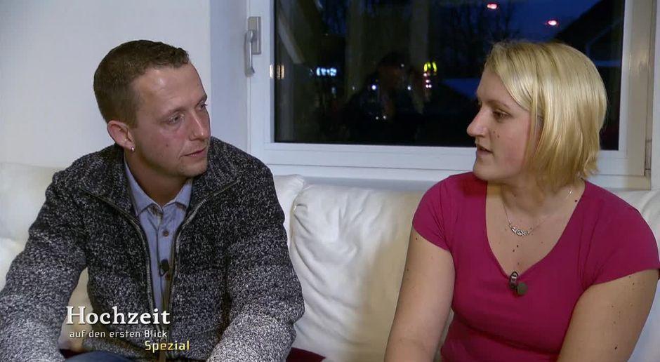 Hochzeit Auf Den Ersten Blick Video David Erfahrt Von Vanessas Neuer Liebe Sixx