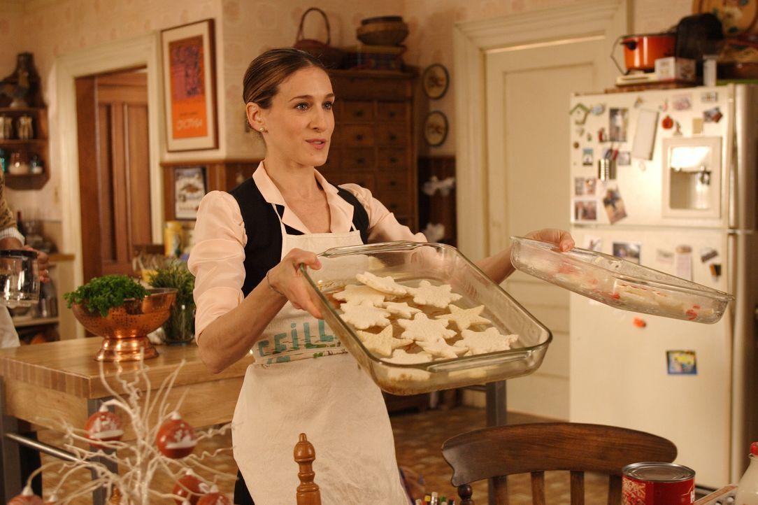 Verzweifelt versucht Meredith (Sarah Jessica Parker), die Familie ihres Freundes von sich zu überzeugen. Doch als sie erneut in ein Fettnäpfchen tri... - Bildquelle: 2005 Twentieth Century Fox Film Corporation. All rights reserved.