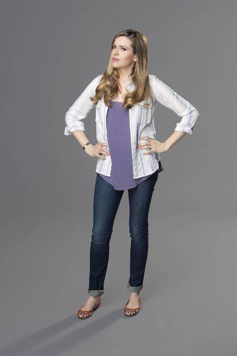 (1. Staffel) - Führt Andi (Majandra Delfino) wirklich ein glückliches Leben mit ihrem Ehemann Bobby? - Bildquelle: 2013 CBS Broadcasting, Inc. All Rights Reserved.