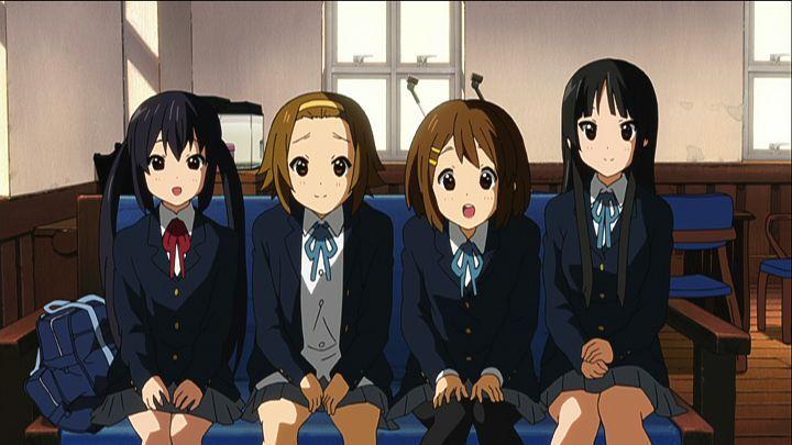 3. Klasse! - Bildquelle: kakifly. Houbunsha/Sakura High Band