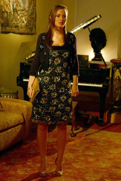 Blair (Leighton Meester) stellt sich eine besonderen Herausforderung und wird dadurch belohnt ... - Bildquelle: Warner Bros. Television