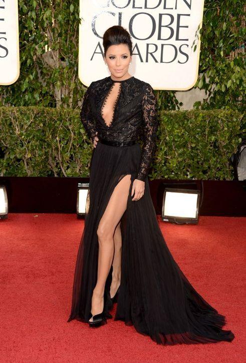Golden Globes: Kleid von Eva Longoria - Bildquelle: AFP