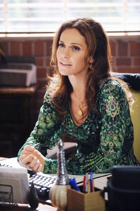 Fühlt sich in Gegenwart von Addisons Vater sehr wohl: Violet  (Amy Brenneman) ... - Bildquelle: ABC Studios