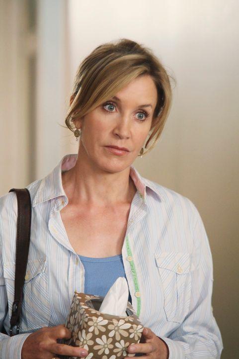 Ist wütend auf Tom, als dessen Mutter Alysson den Job als Babysitter übernimmt: Lynette (Felicity Huffman) ... - Bildquelle: ABC Studios