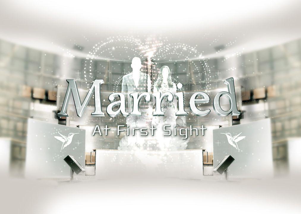Married at first sight - Logo - Bildquelle: A+E Networks