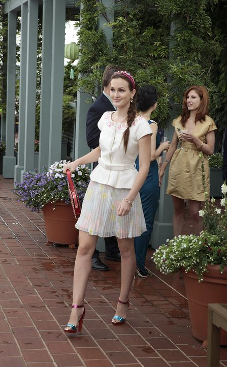 Blair Waldorf in Staffel 6 Gossip Girl - Bildquelle: Warner Bros. Television