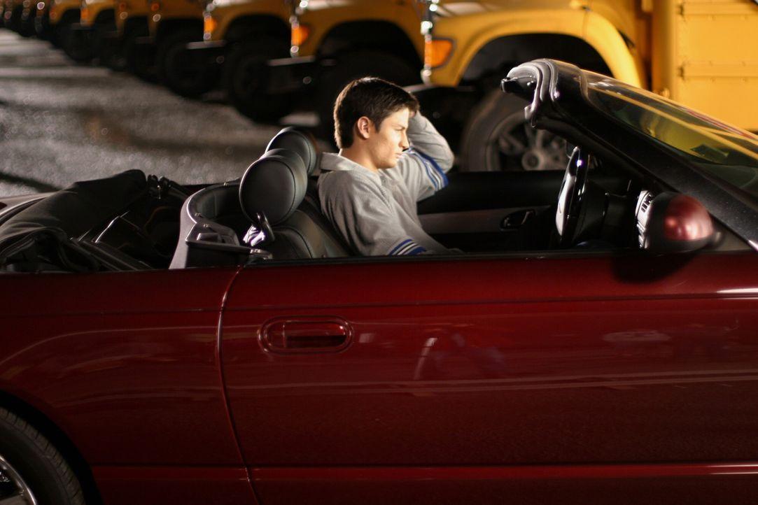 Haley hat ein Problem, denn sie hat sich fest vorgenommen, mit dem Sex bis zur Ehe zu warten, was Nathan (James Lafferty) natürlich nicht immer lei... - Bildquelle: Warner Bros. Pictures