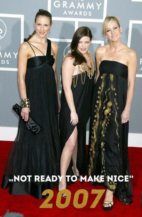Grammy 2007: Not ready to make nice - Bildquelle: Wenn