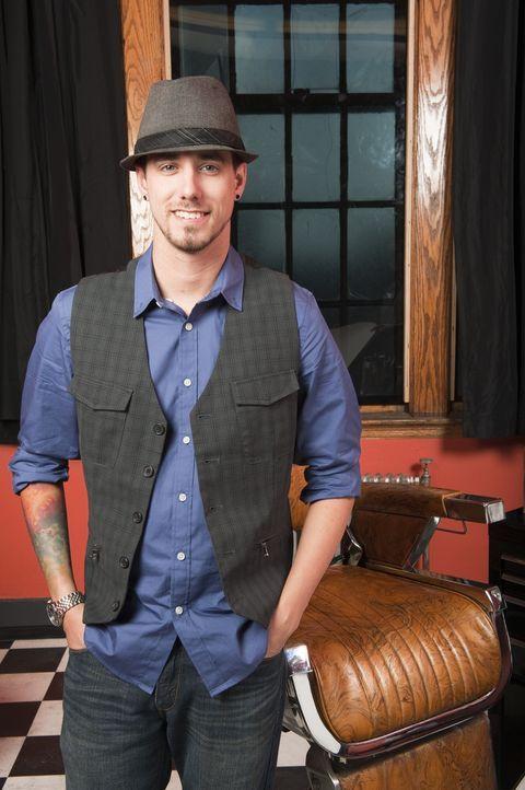 (1. Staffel) - Jeremy Miller ist ein Perfektionist, der mit seinen neuartigen, realistischen Tattoos nur selten selber zu 100% zufrieden ist ... - Bildquelle: Fernando Leon Spike TV