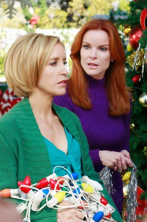 Die Bewohner der Wisteria Lane haben sich geschworen, dass dieses Weihnachten das beste Weihnachten aller Zeiten werden soll. Deshalb geben sie sich... - Bildquelle: ABC Studios