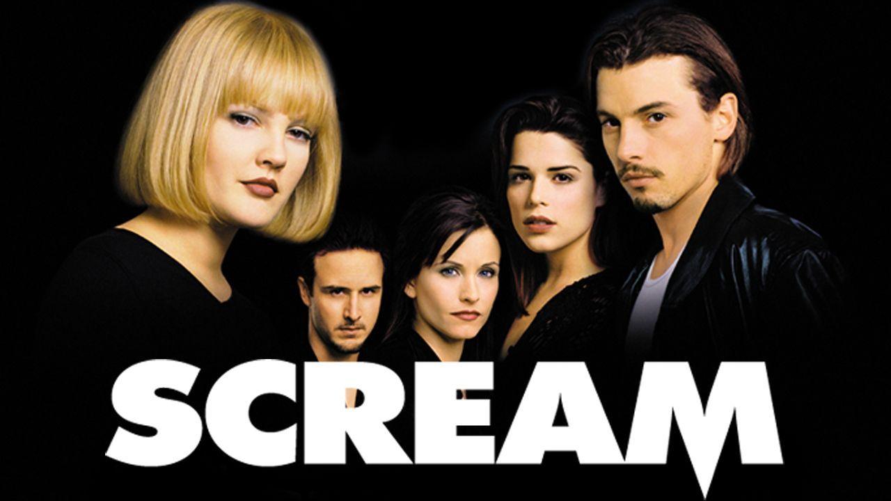 Scream - Artwork - Bildquelle: 1996 Miramax, LLC. All Rights Reserved.