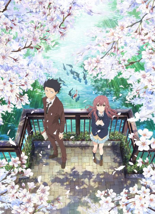A Silent Voice - Artwork - Bildquelle: Yoshitoki Oima, KODANSHA/A SILENT VOICE The Movie Production Committee.