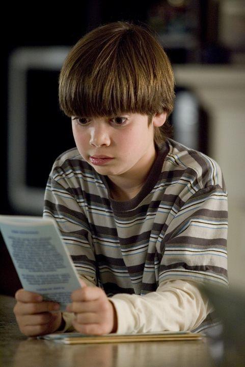 Der kleine Feuerteufel: Shane (Alexander Gould) ... - Bildquelle: Lions Gate Television