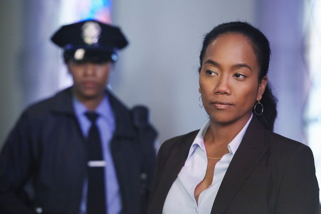 Ermittelt im Fall Nikki Parkson: Samantha (Sonja Sohn, r.) ... - Bildquelle: ABC Studios