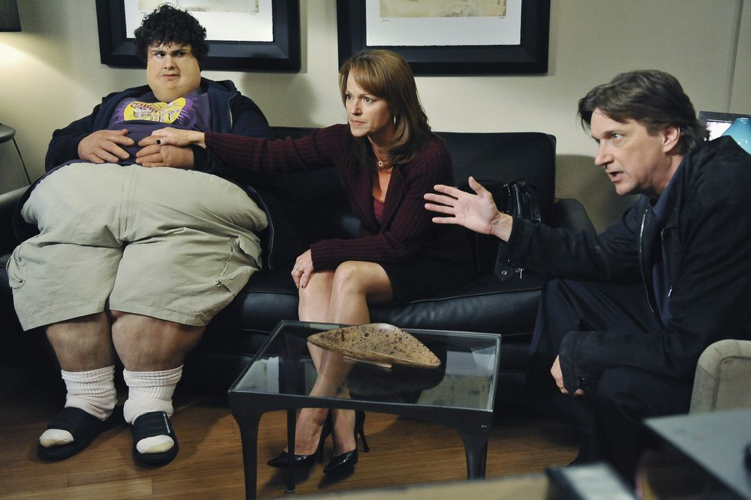 Charlotte leidet weiter unter ihrem Vergewaltigungstrauma und redet sich die Welt mit Floskeln schön, während es Cooper mit einer ganz besonderen... - Bildquelle: ABC Studios