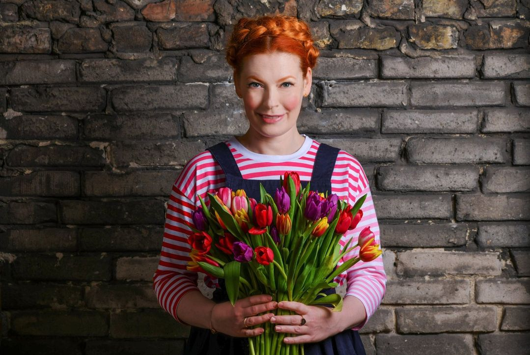 So bunt und schön wie ein Strauß Tulpen: Enie van de Meiklokjes lädt in ihre gemütliche Backstube ein. - Bildquelle: Claudius Pflug sixx