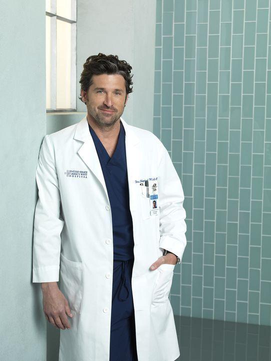 (8. Staffel) - Nicht nur beruflich, sondern auch privat läuft nicht immer alles nach Plan: Dr. Derek Shepherd (Patrick Dempsey) ... - Bildquelle: ABC Studios