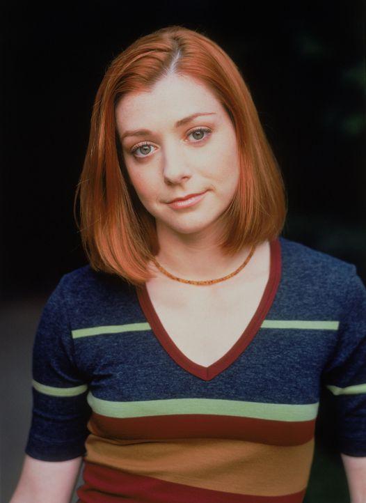 (3. Staffel) - Willow (Alyson Hannigan) ist intelligent, wissbegierig und eine sehr gute Schülerin mit besonderer Begabung in Mathematik und Informa... - Bildquelle: (1999) Twentieth Century Fox Film Corporation.