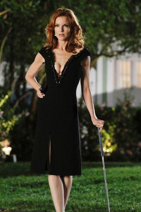 Zwischen Bree (Marcia Cross) und Renee entfacht ein Konkurrenzkampf um Keith, bei dem Bree mit allen Mitteln kämpft ... - Bildquelle: ABC Studios