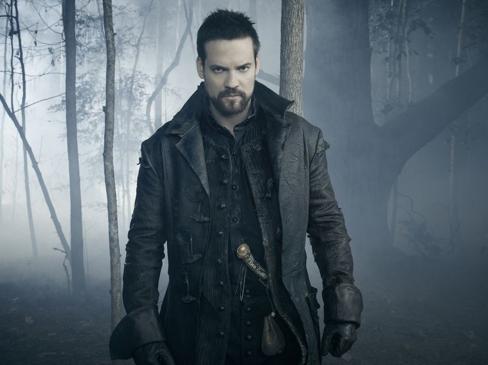 (2. Staffel) - In Salem warten einige Überraschungen auf John (Shane West) ... - Bildquelle: 2015 Fox and its related entities. All rights reserved.