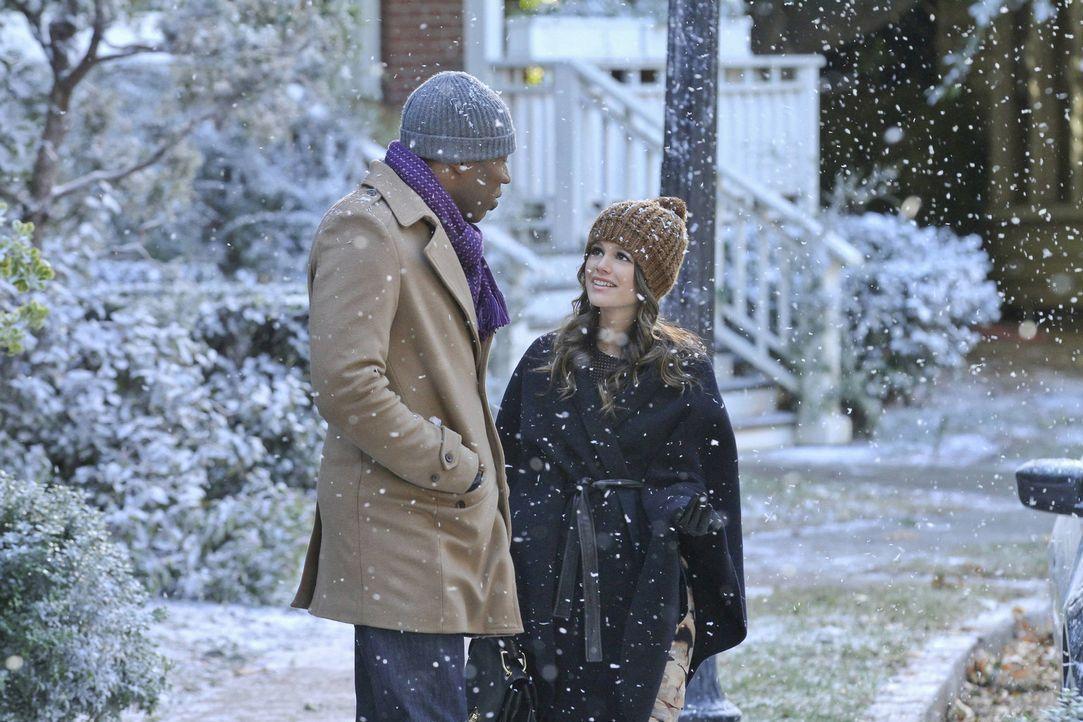 Zoe und der Schnee - Bildquelle: Warner Bros.