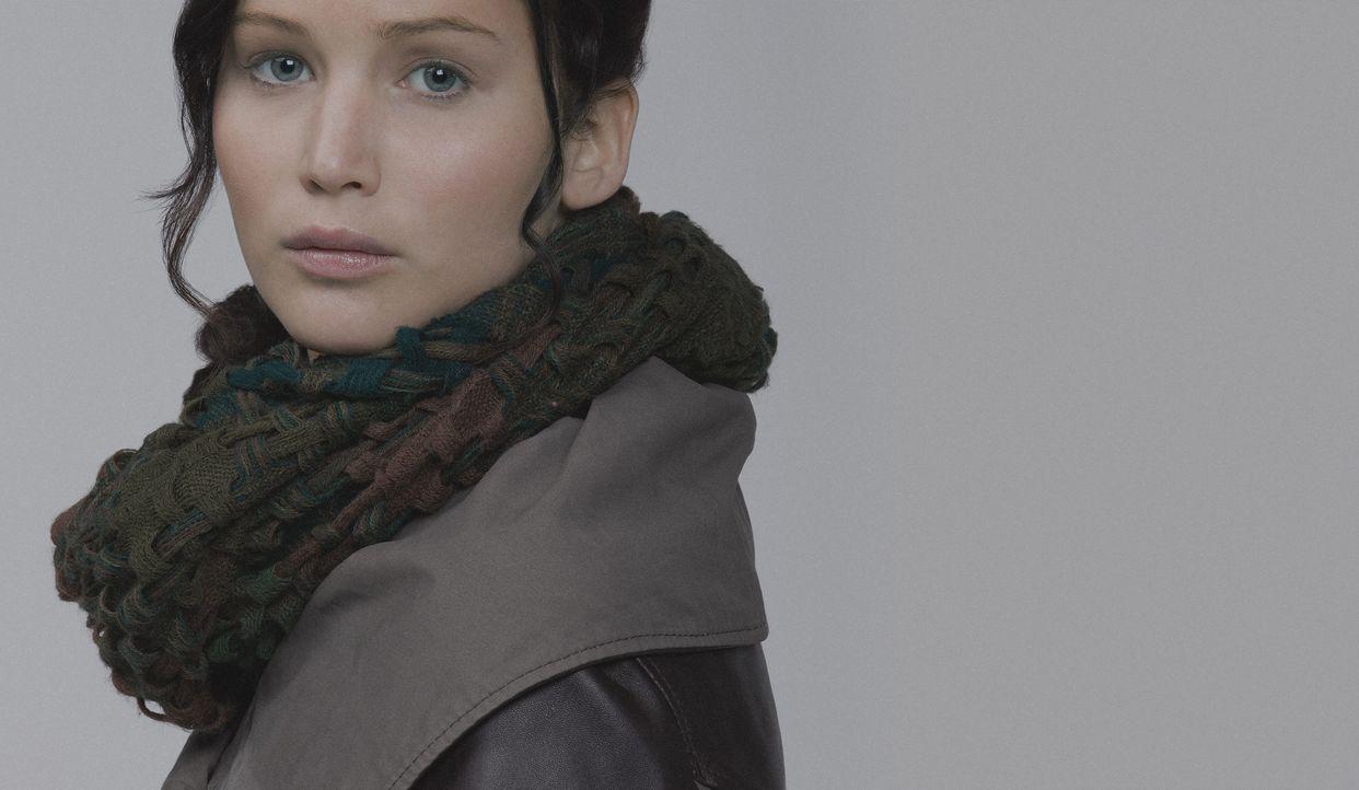 Tribute von Panem 3: Bilder zu Mockingjay mit Katniss - Bildquelle: Lionsgate