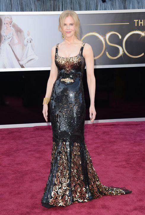 Nicole Kidman auf dem Red Carpet 2013 - Bildquelle: AFP