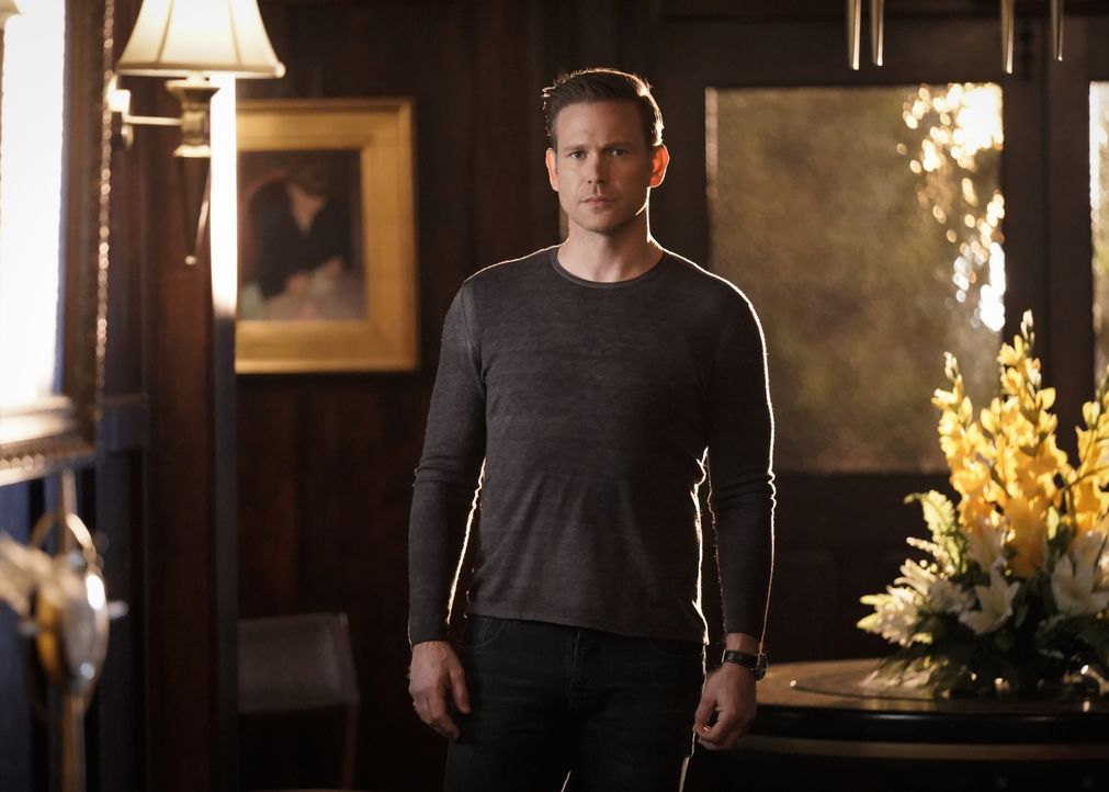 Alaric Saltzman (Matt Davis) - Bildquelle: Jace Downs 2019 The CW Network, LLC. All rights reserved. / Jace Downs