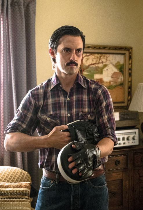 Jack Pearson (Milo Ventimiglia) - Bildquelle: Ron Batzdorff 2018-2019 NBCUniversal Media, LLC.  All rights reserved./Ron Batzdorff